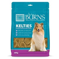Burns Kelties Treats for Dogs 200g big image