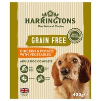 Harringtons Grain Free Wet Food Trays for Dogs (Chicken & Potato) big image