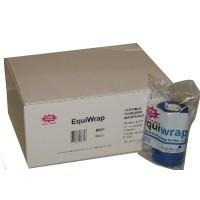 Equiwrap Cohesive Bandage 12 x 10cm (OUTER)  - Blue big image