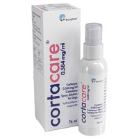 Cortacare 0.584mg/ml Cutaneous Spray Solution for Dogs 76ml big image