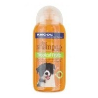 Ancol Tropical Fruits Dog Shampoo 200ml big image