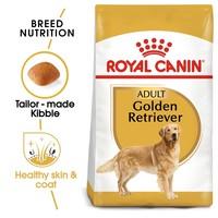 Royal Canin Golden Retriever Dry Adult Dog Food 12kg big image
