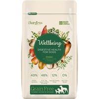 Burgess Wellbeing Digestive Health for Dogs (Chicken) 1.5kg big image