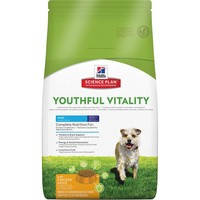 Hills Science Plan Youthful Vitality 7+ Dry Food for Mini Breed Dogs (Chicken) big image