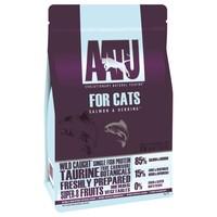 AATU Adult Cat Dry Food (Salmon & Herring) 3Kg big image