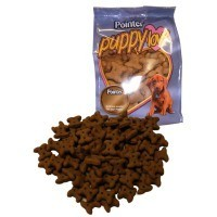 Pointer Puppy Love Bone Shaped Dog Biscuits 300g big image