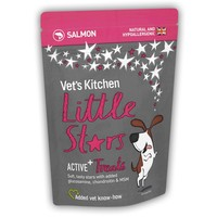 Vet's Kitchen Little Stars Active Dog Treats 85g (Salmon) big image