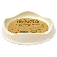 Beco Cat Feed Bowl Natural big image