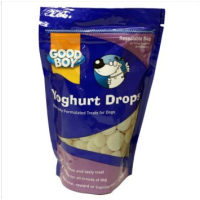 Good Boy Yoghurt Drops Dog Treats 250g big image