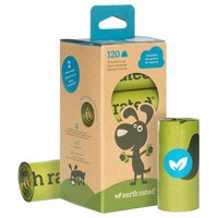 Earth Rated Unscented Standard Poop Bags big image