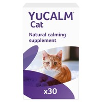 Lintbells YuCALM for Cats (30 Capsules) big image