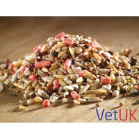 VetUK Less Mess High Energy Bird Food 12.75kg big image