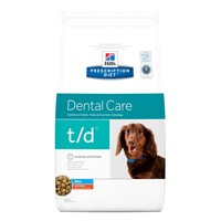 Hills Prescription Diet TD Mini Dry Food for Dogs 3kg big image