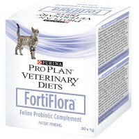 FortiFlora Feline Probiotic Complement for Cats and Kittens big image