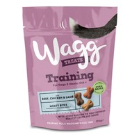Wagg Training Treats for Dogs 125g (Chicken, Beef and Lamb) big image
