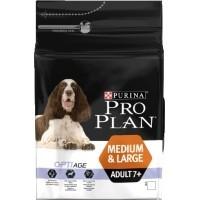 Purina Pro Plan OptiAge Medium & Large 7+ Adult Dog Food 14Kg (Chicken) big image