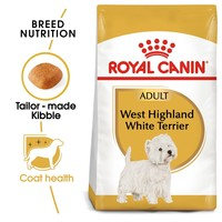 Royal Canin West Highland White Terrier Dry Adult Dog Food big image