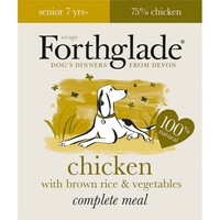 Forthglade Complete with Brown Rice Senior Food (Chicken & Veg) 18 x 395g big image