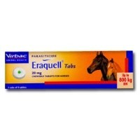 Eraquell Horse Wormer Tablets 8 Pack big image