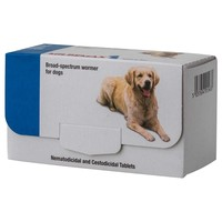 Milbemax Worming Tablets for Adult Dogs big image