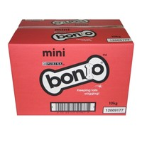 Bonio Mini Dog Biscuits 10kg big image