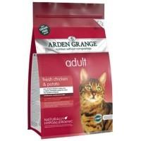 Arden Grange Cat Food Chicken and Potato big image