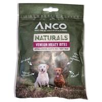 Anco Naturals Venison Meaty Bites 85g big image