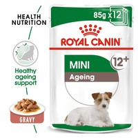 Royal Canin Mini Ageing 12+ Wet Dog Food in Gravy big image