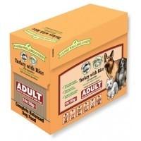 James Wellbeloved Adult Dog Turkey & Rice Pouches (10 x 150g) big image
