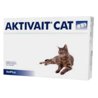 Aktivait Capsules For Cats (Pack of 60) big image