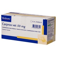 Carprox Vet 50mg Tablets for Dogs big image