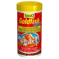 Tetra Goldfish Sticks 93g big image