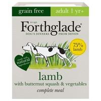 Forthglade Grain Free Complete Adult Wet Dog Food (Lamb) big image