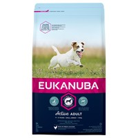Eukanuba Active Adult Small Breed Dog Food (Chicken) big image