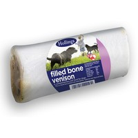 Hollings Filled Bone Dog Treat - Venison big image