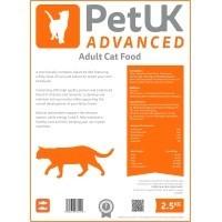 PetUK Advanced Adult Cat Food (Tuna & Salmon) big image