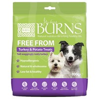 Burns Free From Treats for Dogs 100g big image