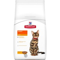Hills Science Plan Light Dry Food for Adult Cats (Chicken) big image