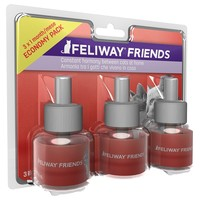 Feliway Friends Refill Economy 3 Pack big image