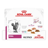 Royal Canin Renal Pouches for Cats big image