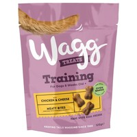 Wagg Training Treats for Dogs 125g (Chicken & Cheese) big image