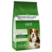 Arden Grange Adult Dog Dry Food (Lamb & Rice) big image