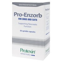Protexin Pro-Enzorb Capsules for Dogs (60 Capsules) big image