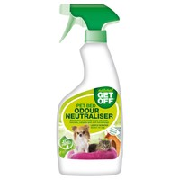 Get Off Pet Bed Odour Neutraliser Spray 500ml big image