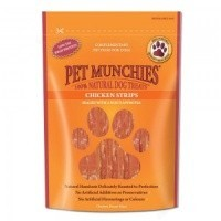 Pet Munchies Chicken Strips Treats for Dogs big image