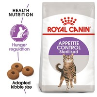 Royal Canin Regular Appetite Control Sterilised Adult Cat Food big image