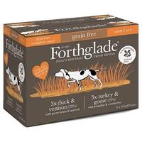 Forthglade Grain Free Gourmet Wet Dog Food (Variety Pack) big image