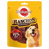Pedigree Ranchos Dog Treats 70g big image