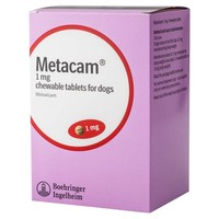 Metacam 1mg Chewable Tablets for Dogs big image