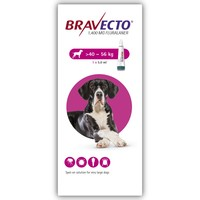 Bravecto 1400mg Spot-On Solution for Extra Large Dogs (Single Pipette) big image